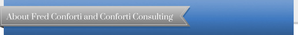 Conforti Consulting | About Us